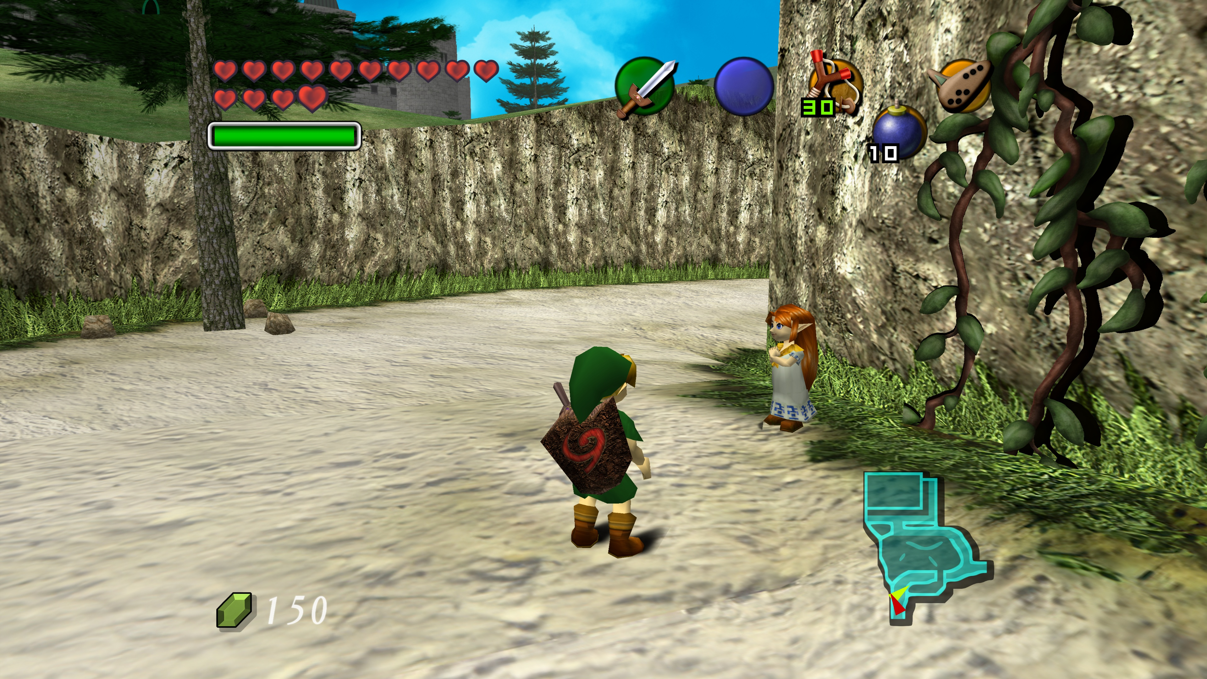 OoT Reloaded • Texture Pack